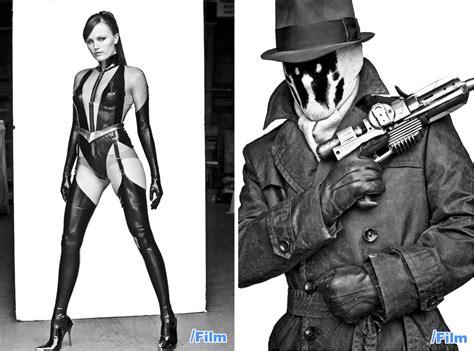 libro watchmen portraits el cameo de zack snyder y los nuevos tv spot de watchmen