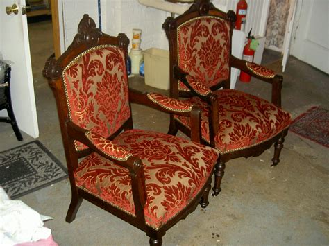 Antique Chair Upholstery furniture restoration reupholstery schindler s