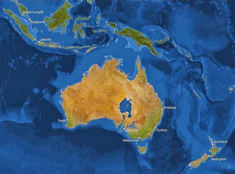 australia sea map maps sea level rise maps