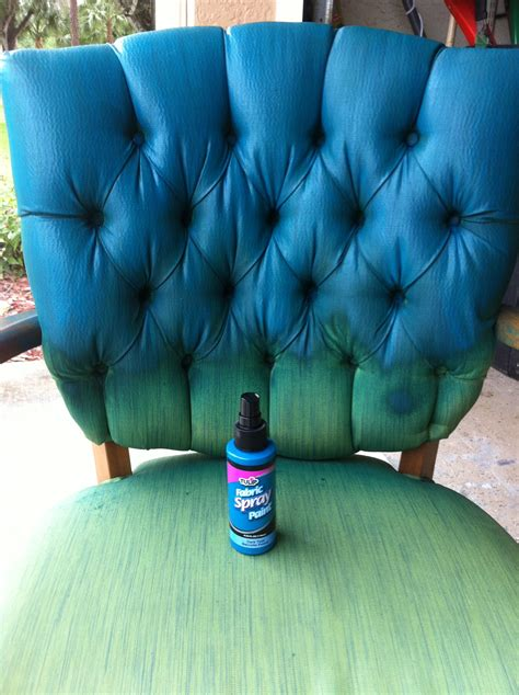 fabric spray paint upholstery painting furniture fabric with tulip fabric spray paint