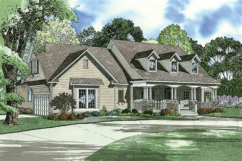 Sq 421 by Country Style House Plan 4 Beds 3 Baths 2373 Sq Ft Plan
