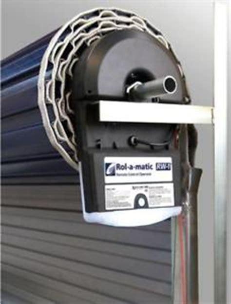 Auto Roller Door Opener by Gliderol Automatic Roller Garage Door Operator Opener Ebay