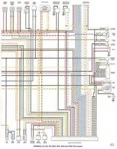 faq colored wiring diagram gt all sv650 models suzuki sv650 forum sv650 sv1000 gladius