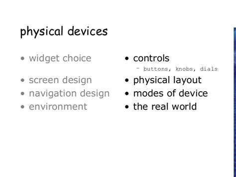 screen design and layout in hci interaction design process in human computer interface