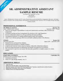 Secretary Assistant Resume Entry Level Administrative Assistant Resume Sample Images