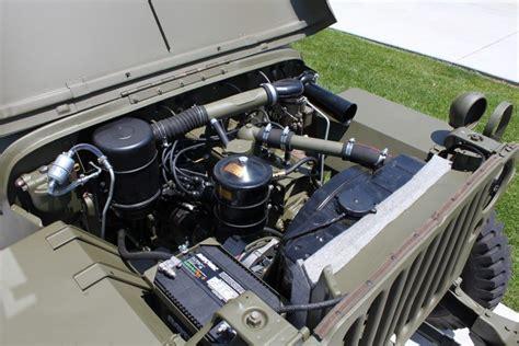 ww2 jeep engine willys jeep mb totally car news