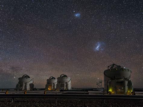 Observatory Wallpaper