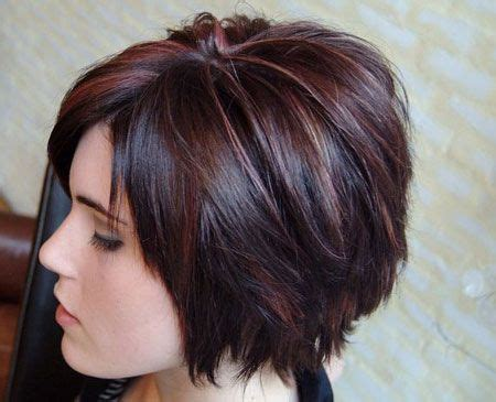 Short Bobs Layer An The Fourth An Cherry An Blond Color | pinterest the world s catalog of ideas