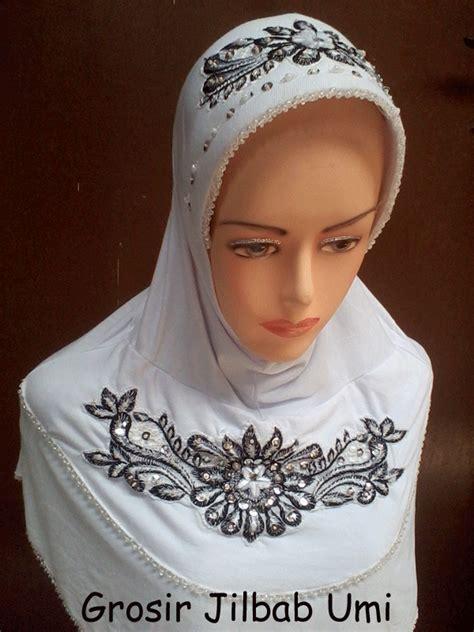 Grosir Jilbab Tangan Praktis Untuk jilbab bordir merak grosir jilbab murah i grosir jilbab cantik