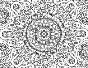 abstract coloring pages only coloring pages