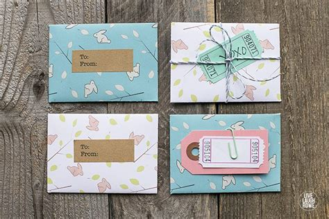 Stin Up Gift Card Holders - printable gift card holder for easter
