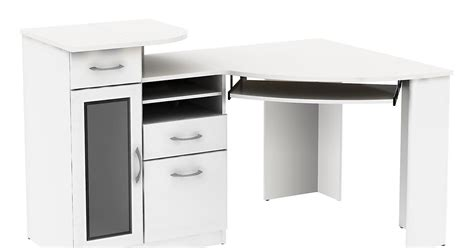 Corner Desks With Drawers White Corner Desk White Corner Desk With Drawers