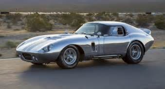 lastcarnews 50th anniversary shelby cobra daytona coupe