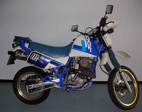 Dr 600 Suzuki 1986 Suzuki Dr 600 R Dakar Pics Specs And Information