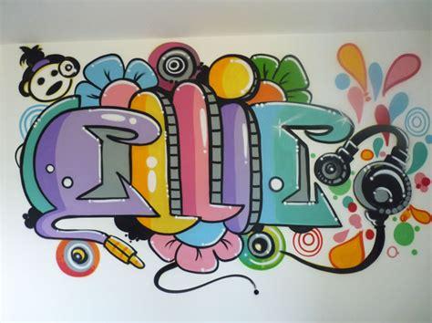 art  rdeye bedroom graffiti murals