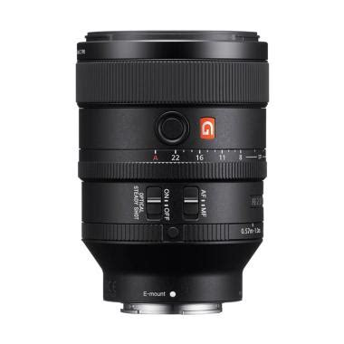 Lensa Sony G Master jual sony lens fe 100mm f 2 8 gm frame