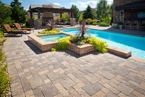 patio pool and spa swimming pool co photo gallery landscaping