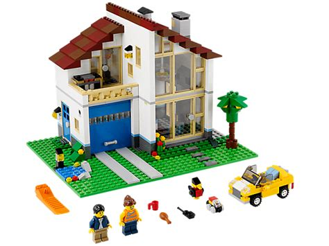 lego creator family house family house lego shop