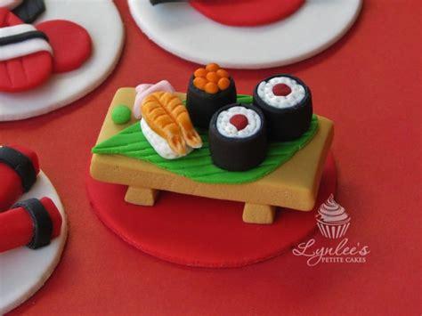 sushi cake decorating cake ideas and designs