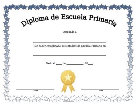 diplomas de primaria descargar diplomas de primaria diploma de escuela primaria para imprimir gratis elianny