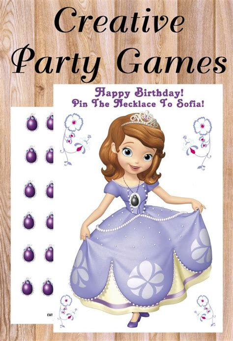 sofa the first games sofia the first pin on sofia s amulet party game