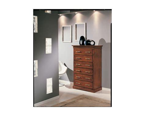 cassettiera da letto cassettiera legno colore noce con intarsio x da letto