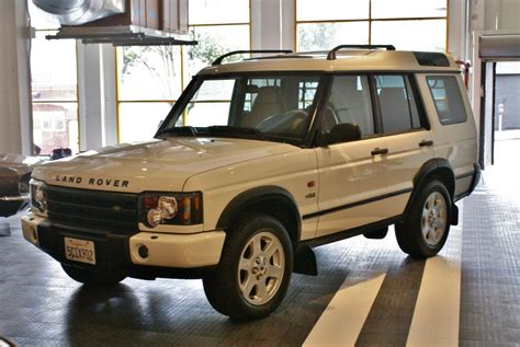 2003 land rover discovery hse stock 130706 for sale near san francisco ca ca land rover dealer