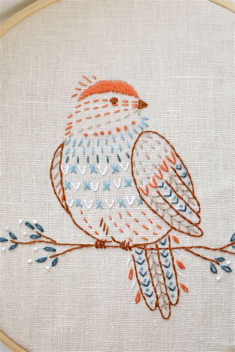 pattern design sewing bird hand embroidery patterns bird embroidery design