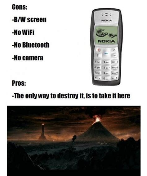Nokia Brick Phone Meme - indestructible nokia 3310 know your meme