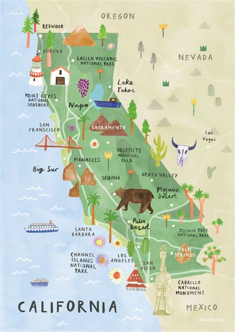 map of california usa with cities california map of major cities travel maps and major