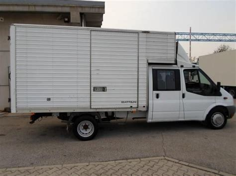 furgoni doppia cabina usati sold ford transit 350sl 2 5 tdci f used cars for sale
