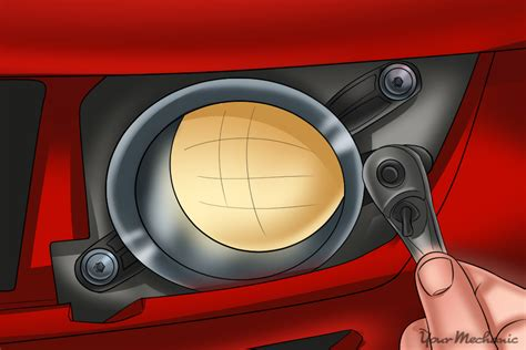 driving light bulb replacement how to replace a fog driving light bulb on most cars