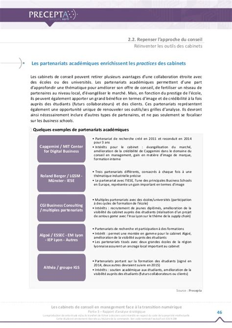 Cabinet De Conseil It by Cabinets De Conseil En Management