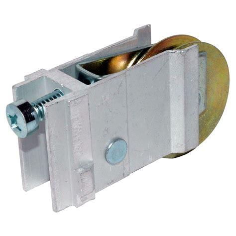 sliding glass door rollers barton kramer sliding glass door roller assembly for