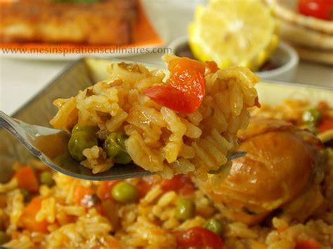 cuisine riz riz au poulet cuisine algerienne le cuisine de samar