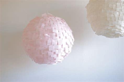 How To Make Crepe Paper Lanterns - diy modern crepe paper lanterns project wedding