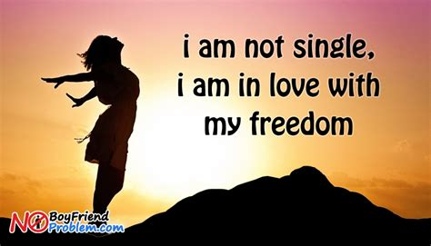 I Am Not Single by The Gallery For Gt No No Problem Quotes