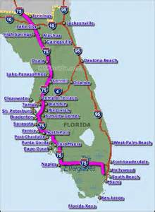 map of west coast florida interactive west coast florida map html autos weblog
