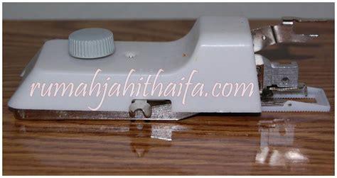 Alat Lubang Kancing alat untuk membuat lobang kancing khusus rumah jahit haifa