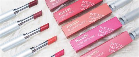 Wardah Lasting Matte review harga lipstik wardah matte terbaru 2017 ceritawardah