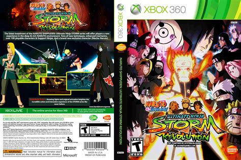 Ultimate Revolution shippuden ultimate revolution xbox