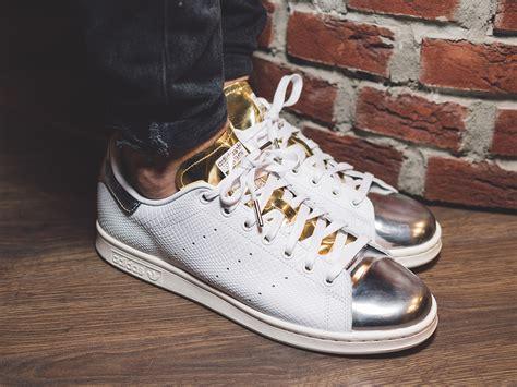 s shoes sneakers adidas originals stan smith metallic pack b24699 best shoes sneakerstudio
