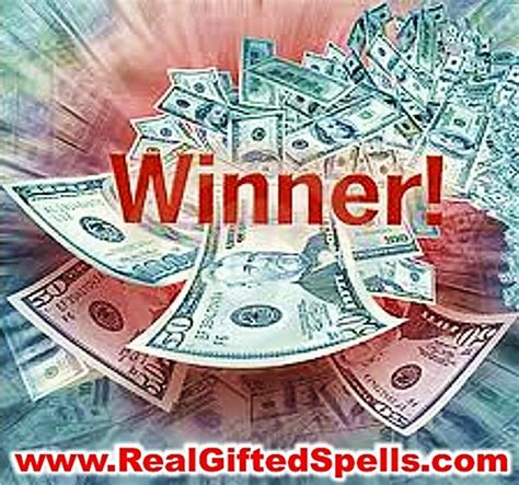 Best Way To Win Money - real gifted spells money spells luck spells custom