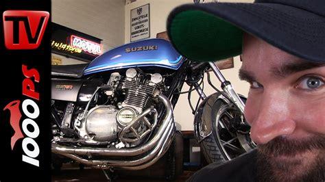 Motorrad Verkaufen Was Bekommt Der K Ufer by Kots Klassiker 8 Suzuki Gs750