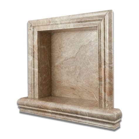 Niche Shelf by Made Niches Premium Marble Travertine Tile
