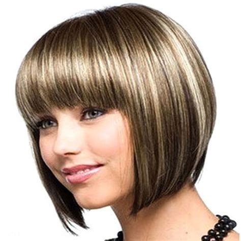 shorter back longer front bob hairstyle pictures in front long in back short bob hairstyles
