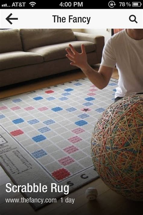 Scrabble Rug by 17 Best Images About Scrabble On Pieces