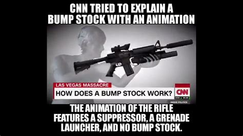 Starting To Bump Again by Cnn Bump Stock Animation