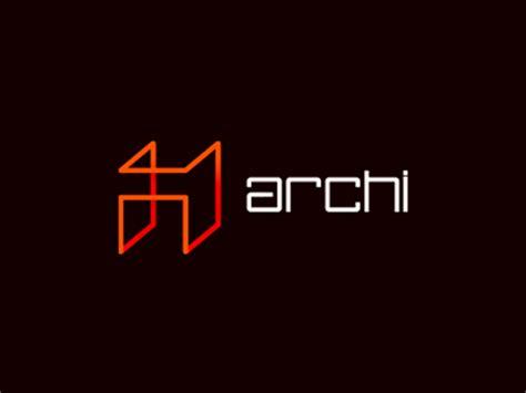 logo architecture design archi architecture logo design by alex tass logo designer