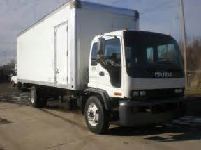 Isuzu 26 Box Truck 26ft Truck Box Mitula Cars